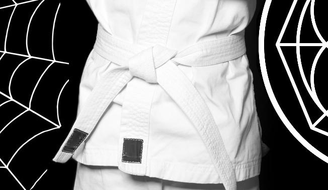 Cinturón blanco en Kenpo Karate