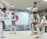 Rompimientos en Taekwondo