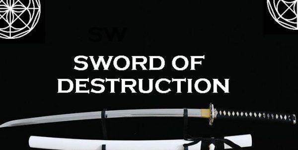 Espada de la destrucción