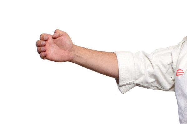 Kumade en Karate