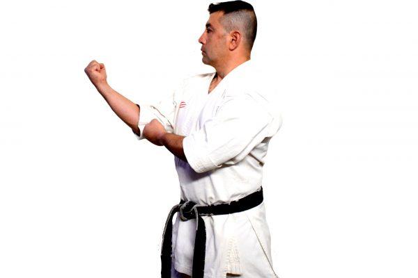 Morote Uke en Karate