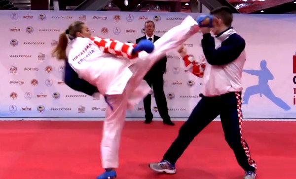 Ejercicios para velocidad en técnicas de karate