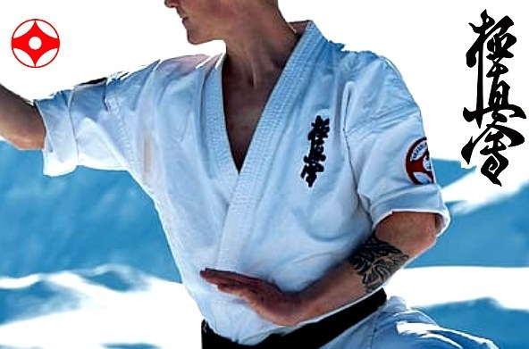 Karate Kyokushin kai