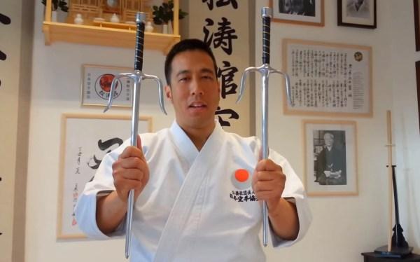 Armas Tradicionales del Karate