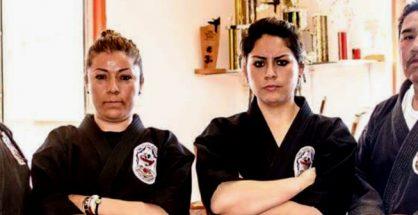 Claudia karate studio