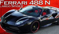 Ferrari 488 N Largo Spider