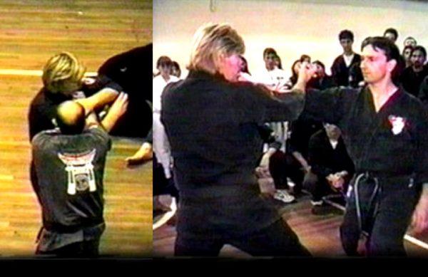 Seminario de Larry Tatum en Chile