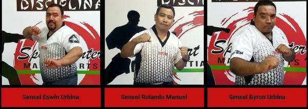 Instructores de Sport Center Martial Arts Pradera Vistares