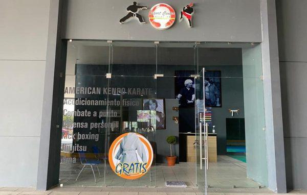 Sport Center Martial Arts Pradera Vistares entrada principal