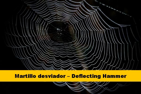 Martillo desviador – Deflecting Hammer Cinturon Amarillo
